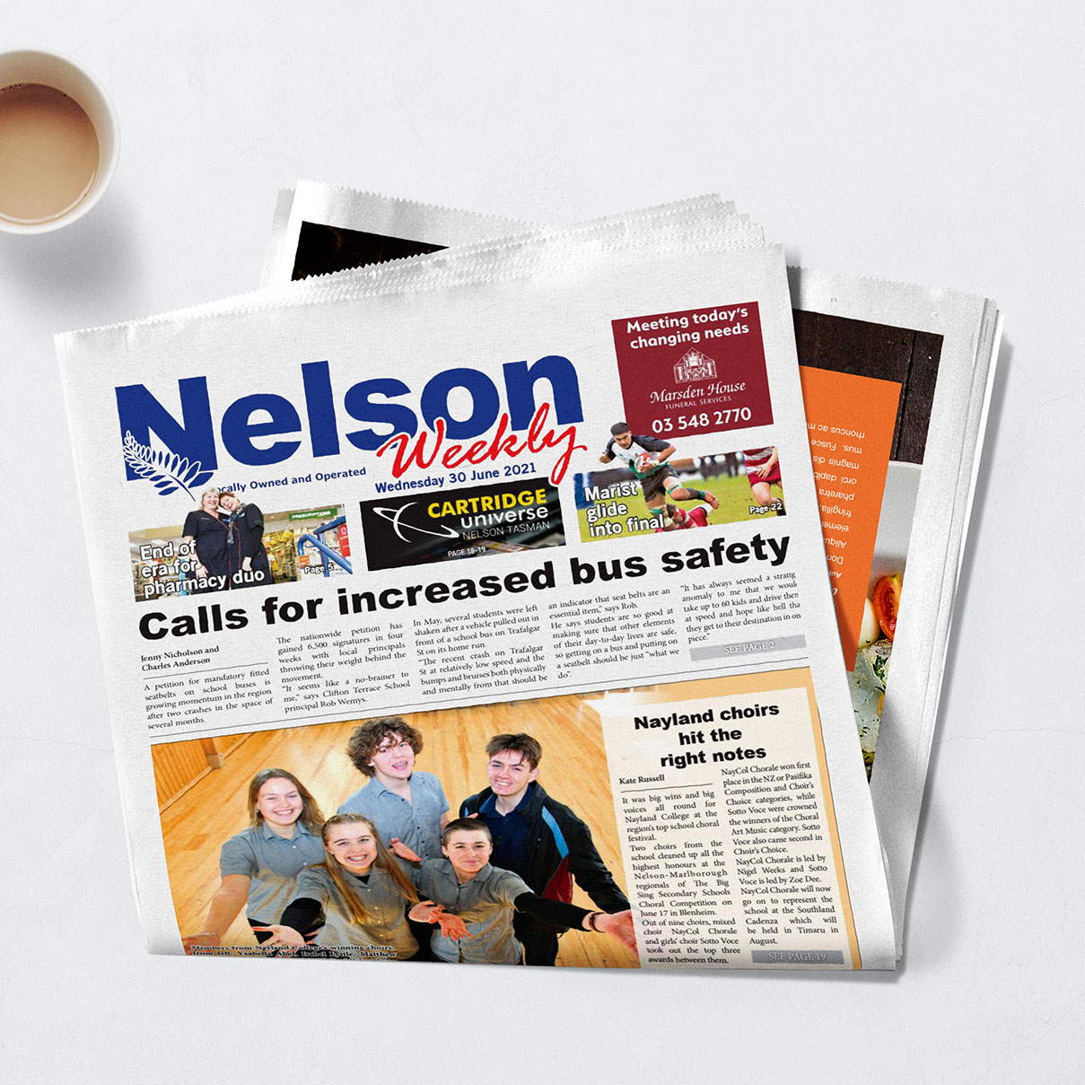 Nelson Weekly - June issue