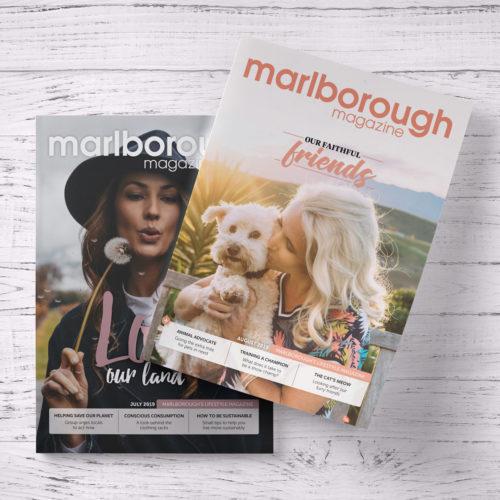 Marlborough-Magazine-Covers